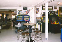 Barnes Trading Post Game Room - Video Games!